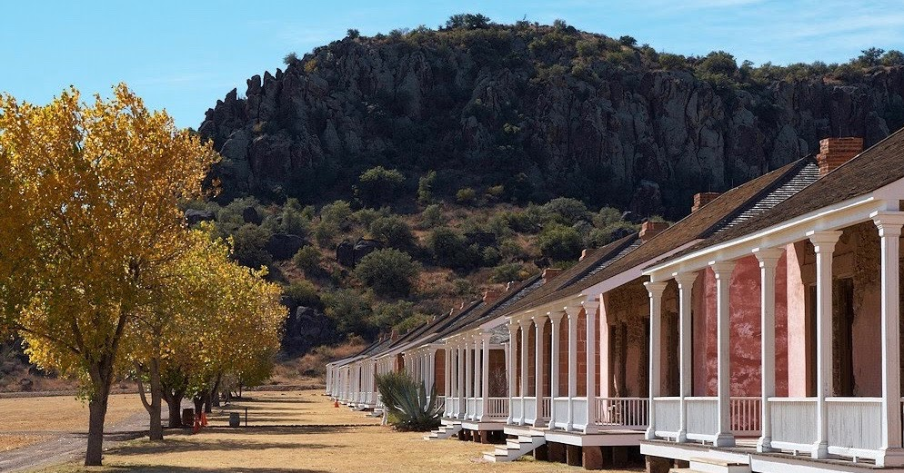 Rv Short Stops Fort Davis National Historic Site And The