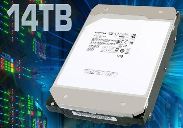 Toshiba MG07ACA 14 TB