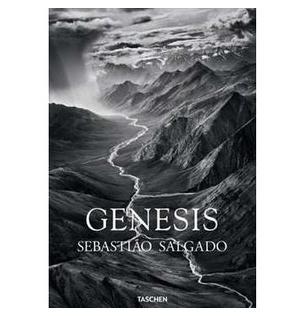livro Genesis Sebastião Salgado presente para os amantes de fotografia