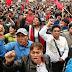 Docentes acuerdan continuar con huelga indefinida