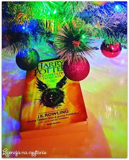 """157. """"Harry Potter i Przeklęte Dziecko"""" J. Thorne, J. Tiffany, J. K. Rowling"""