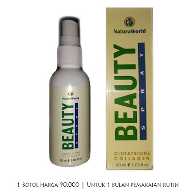 Natura Beauty Spray