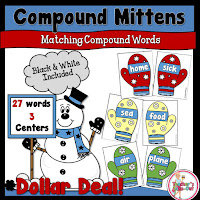 Compound Mittens Match