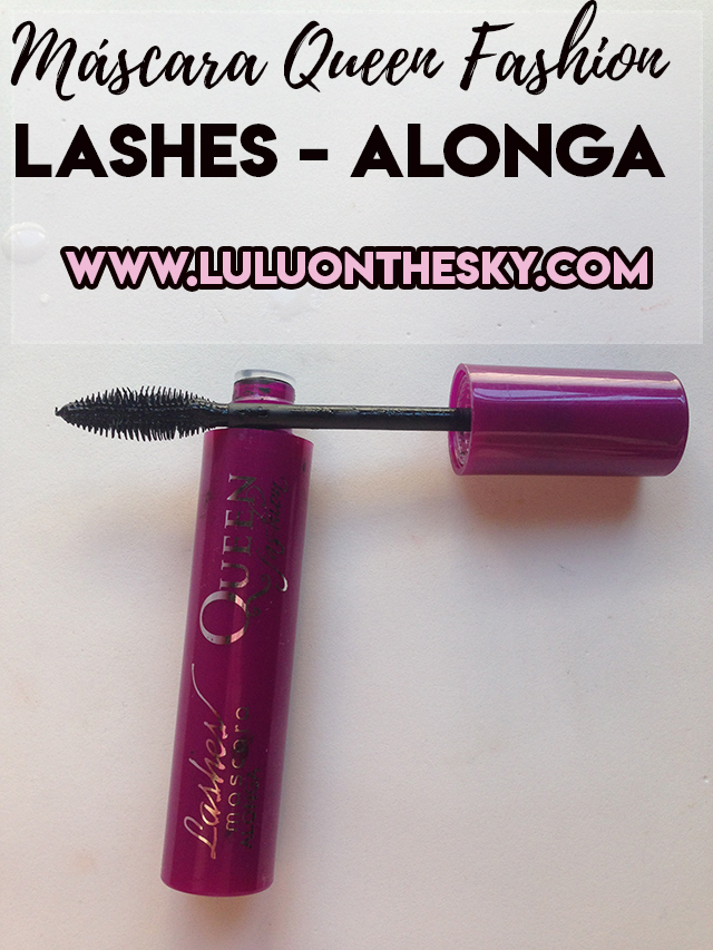 Máscara Queen Fashion Lashes Alonga