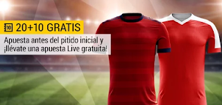bwin promocion Osasuna vs Nástic 1 diciembre