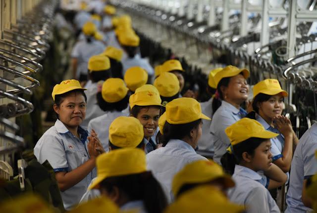 UMP DKI 2017 Ditetapkan Rp3,3 Juta, Buruh: Itu Belum Ideal Untuk Buruh Jakarta