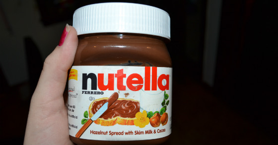 The Reason Why Nutella Is Poisonous For You And Your Children