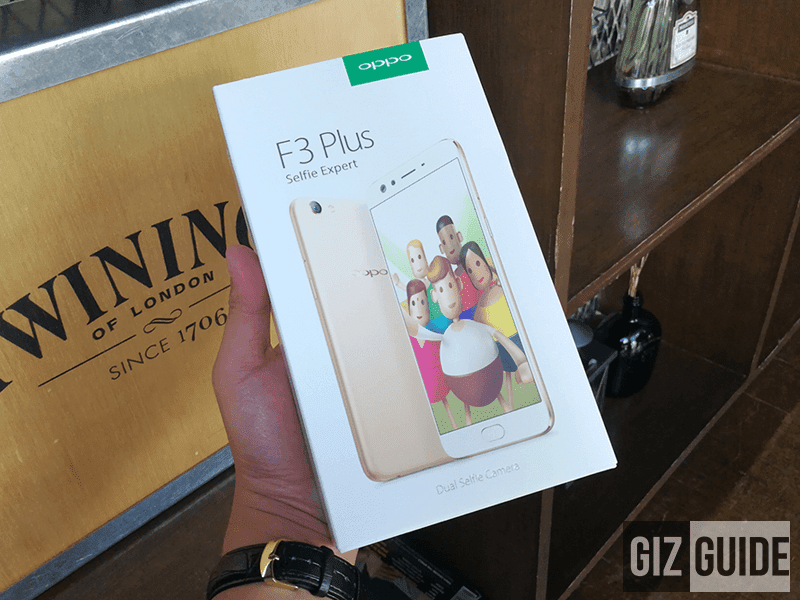 OPPO F3 Plus Sold Over 8000 Units In 3 Days!