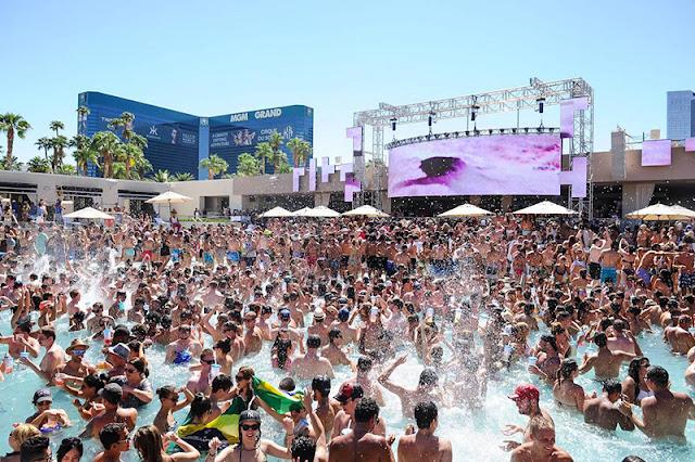 Dicas de Las Vegas: Mais informações sobre a Wet Republic Pool Party em Las Vegas