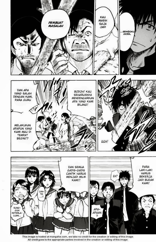 Komik cage of eden 040 - reuni 41 Indonesia cage of eden 040 - reuni Terbaru 10|Baca Manga Komik Indonesia|Mangacan jelek Lebih bagus di mangaku