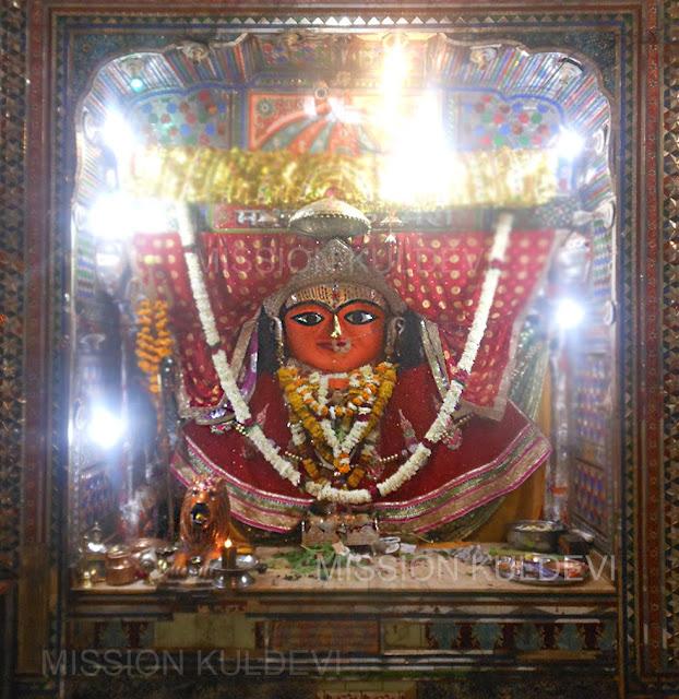 Shakambhari Mata, Sambhar