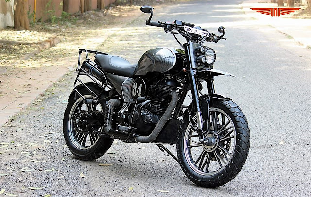TNT Motorcycles Storm Shadow