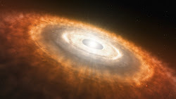 Burning Lithium Inside a Star