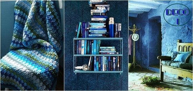 blue decoration ideas