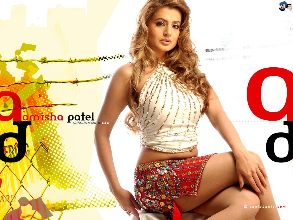 Katrina Is My Life: Amisha Patel Too Sexy Girl