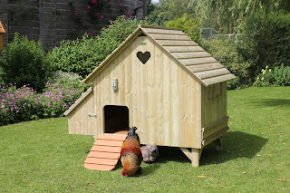 Flyte so Fancy Timber Hen Houses
