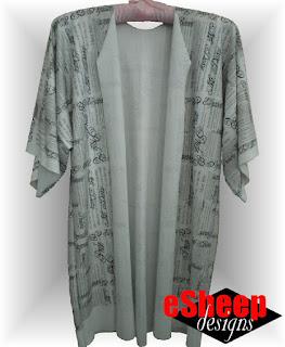Pride & Prejudice Kimono Jacket by eSheep Designs