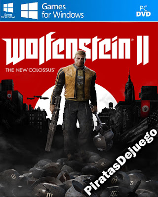 Wolfenstein II: The New Colossus PC Full Español