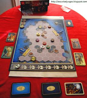Reseña de Mr Jack en New York, juego de mesa para 2 jugadores de Bruno Cathala editado por Hurrican Games