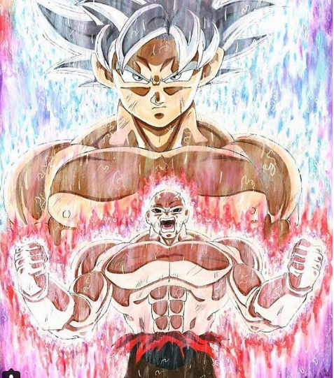Dragon Ball Super' Taunt  Jiren's Master
