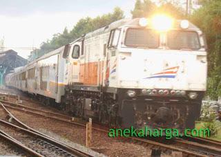 Rute, Jadwal dan Harga Tiket KA Argo Dwipangga