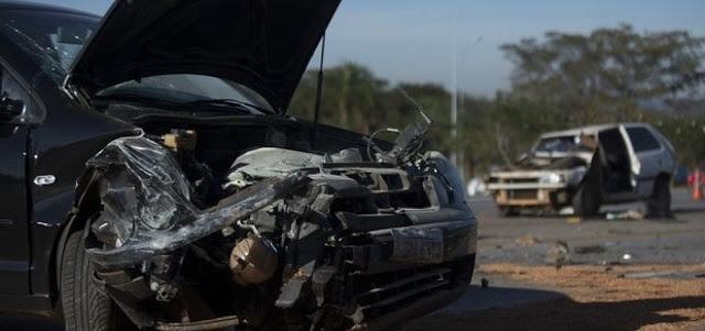 Acidentes de trânsito com vítimas caem 18% até agosto