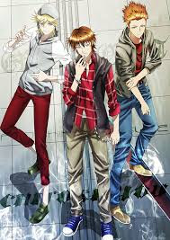 K-Return of the Kings animesannins