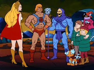 He-Man e She-Ra Especial de Natal