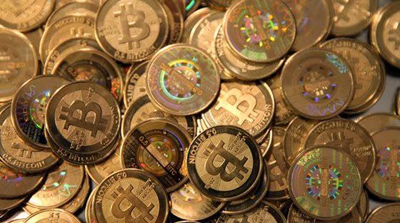 Bitcoins - 560x313