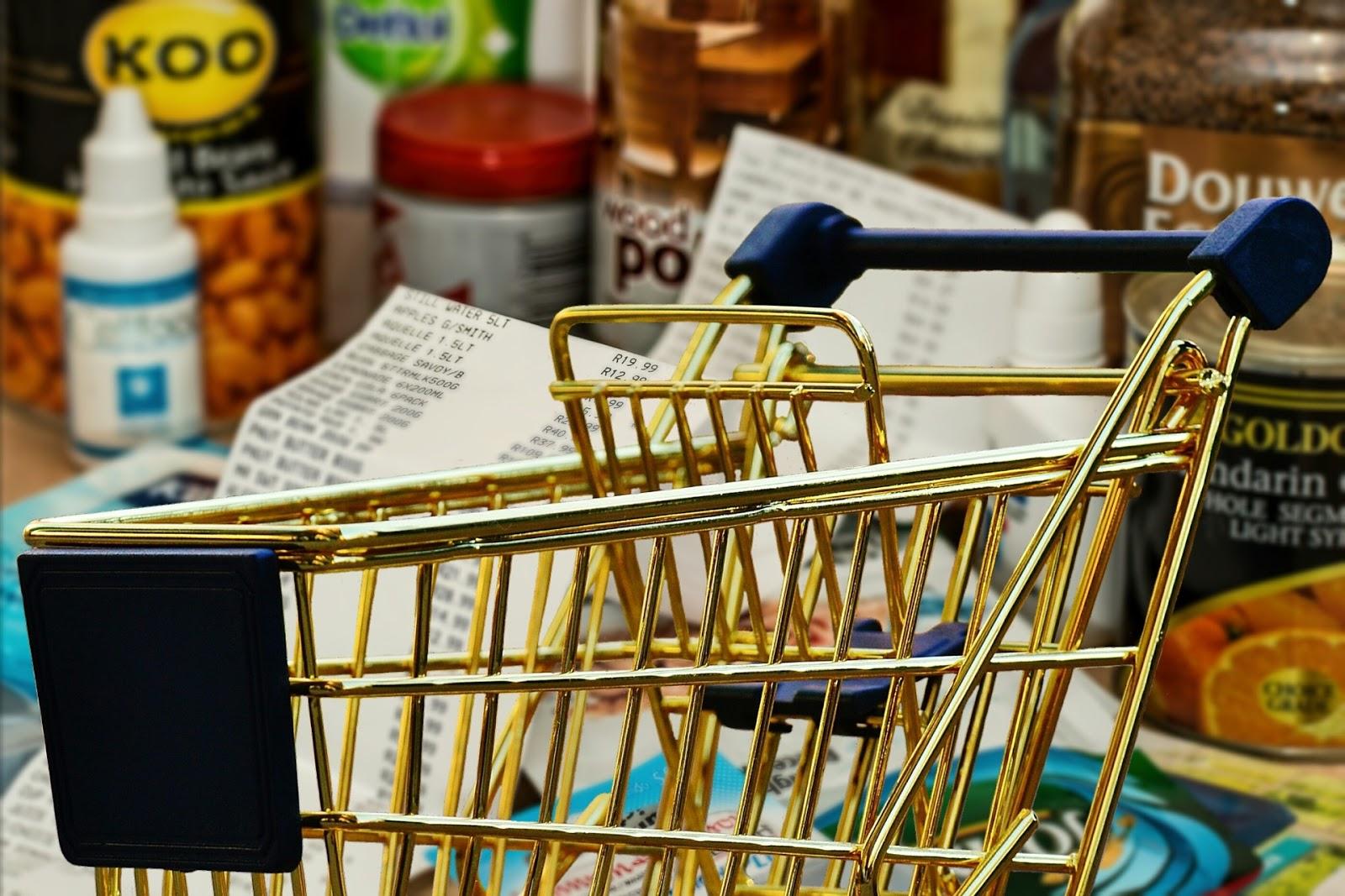 Medialny problem z listą zakupów