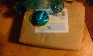 Świąteczne prezenty - chwalę się!