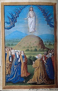 Iconography of the Ascension, Part IV of IV – The Direct Approach