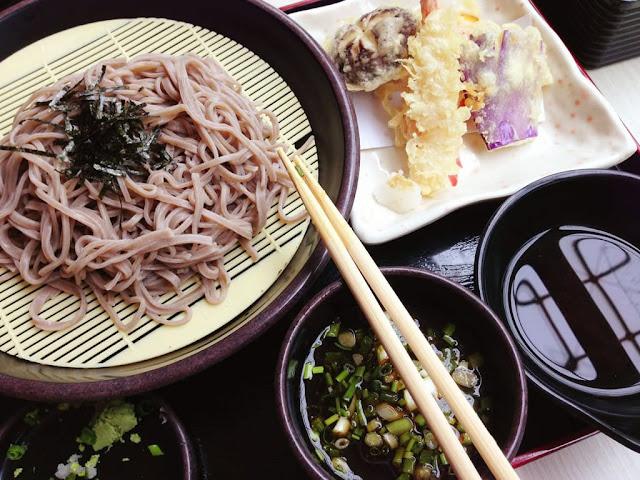 Soba, makanan Khas Menjelang Tahun Baru di Jepang