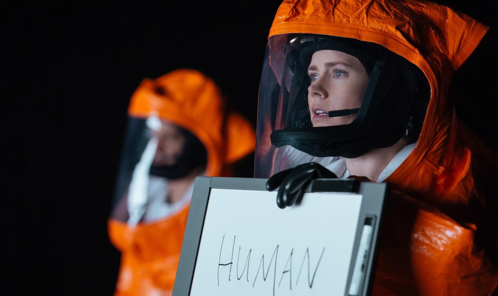 A Chegada | Ficção científica de Denis Villeneuve tem estreia antecipada para novembro