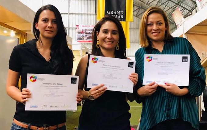 """El Grand Bazaar Día de la Madre"""" junto con la AEI premiaron a las iniciativas más innovadoras"""