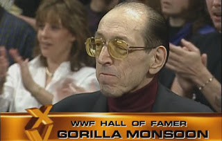 WWE / WWF Wrestlemania 15: Gorilla Monsoon's last on-screen appearance