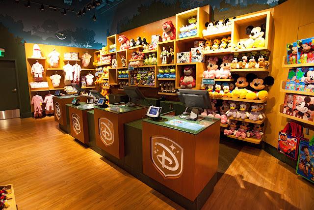 Mais detalhes sobre a World of Disney em Orlando