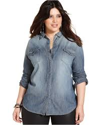 model kemeja wanita gemuk terbaru