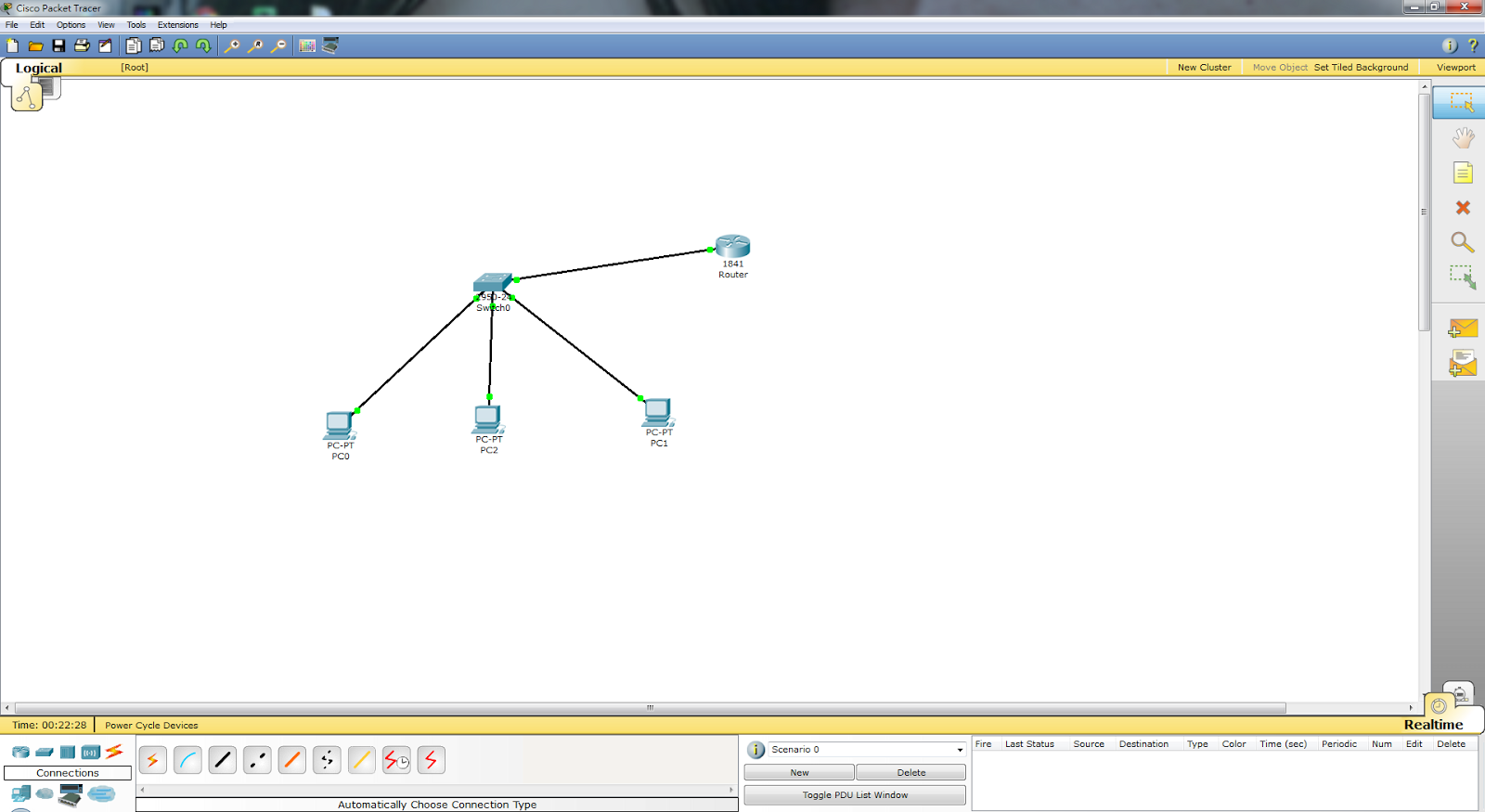 Cisco Packet tracer 4 4 1 2