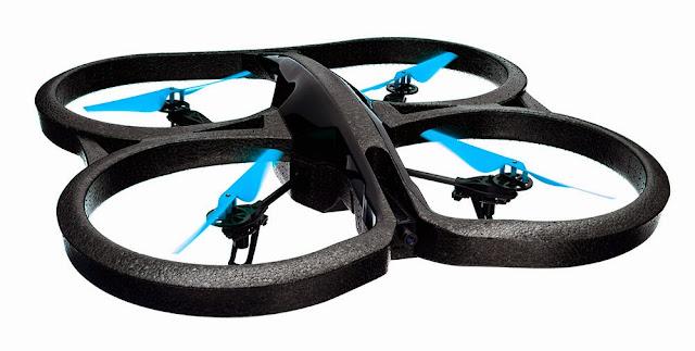 ¿Pudo ser un drone?