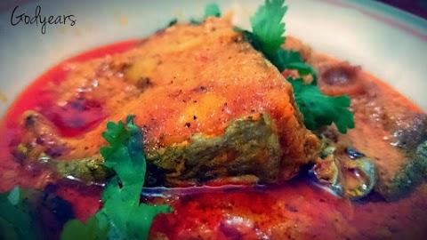 Recipe - Fish Vindaloo