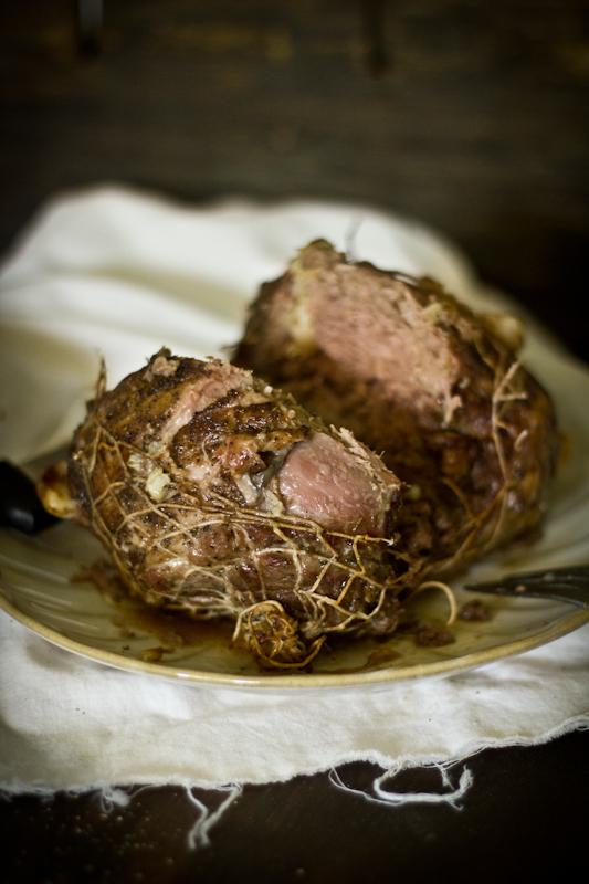 Adventures in Cooking: Roast Leg of Lamb