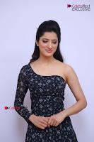 Telugu Actress Richa Panai Stills in One Shoulder Floral Long Dress at Rakshaka Bhatudu Movie Interview  0084.JPG