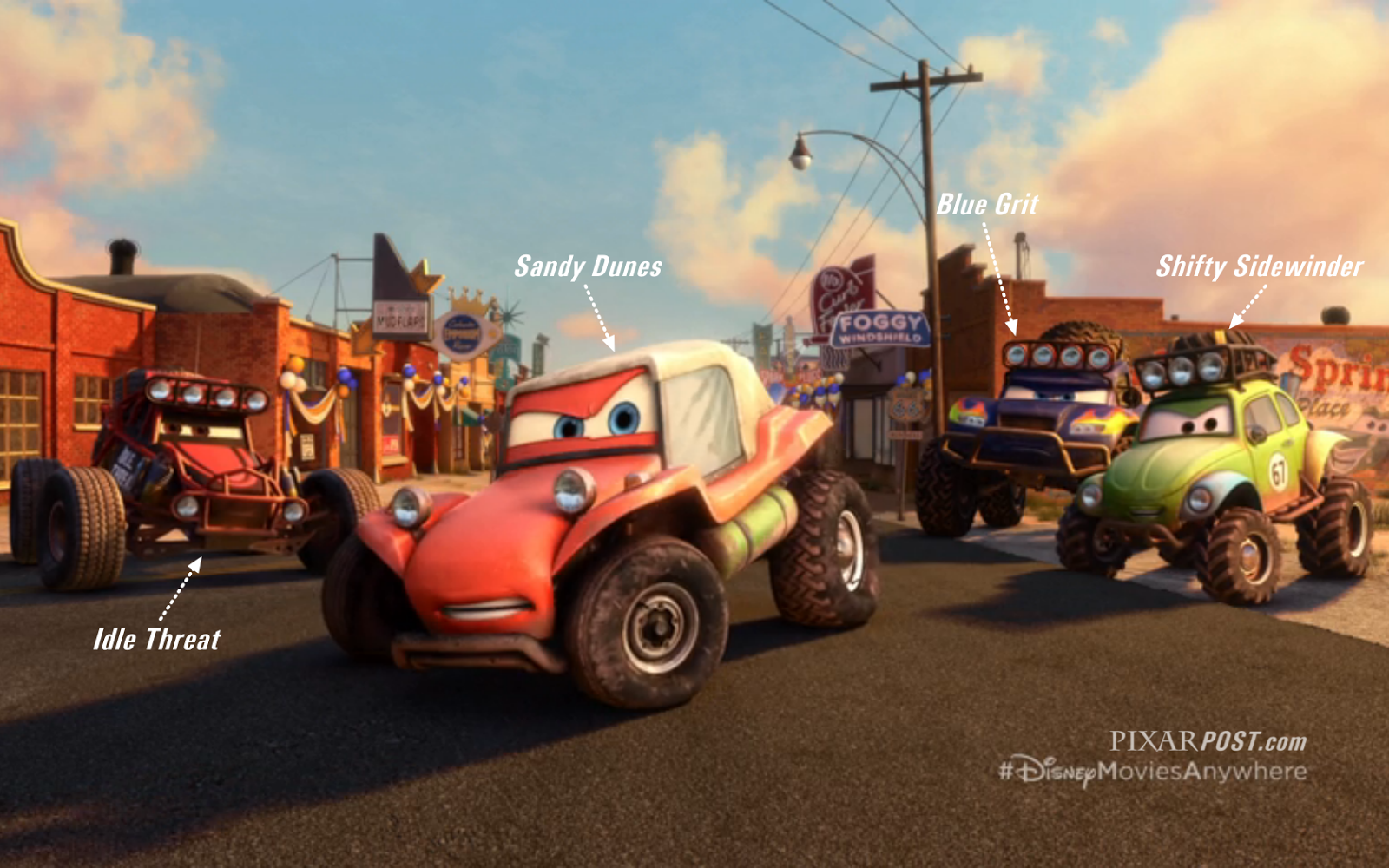 Our Exclusive Review Of Radiator Springs 500 189 The