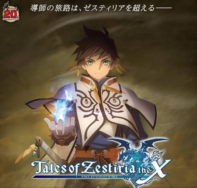 Zapowiedź anime Tales of Zestiria the X