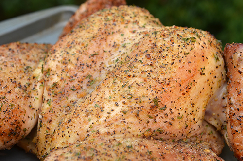 How to get rotisserie chicken results at home on your grill
