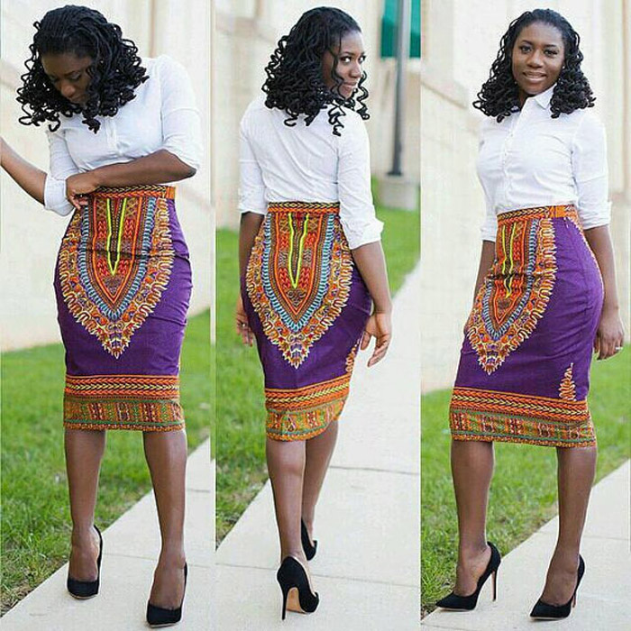 African-Ankara-Print-Pencil-Dress-Designs=
