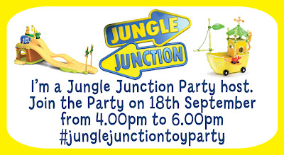 Jungle Junction, Jungle Junction party, Jungle Junction Twitter Party