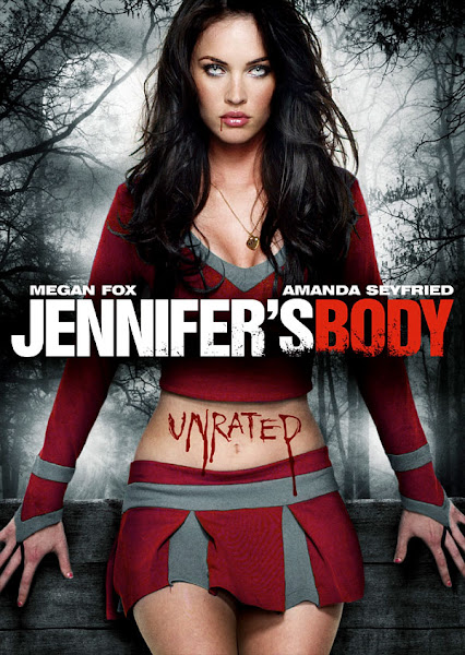 Poster of Jennifer's Body 2009 UnRated 720p English BluRay With ESubs Download