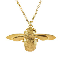 Alex Monroe Bumblebee Necklace Pendant Jewellery Blog